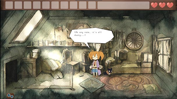 Resette's Prescription ~Book of memory, Swaying scale~2