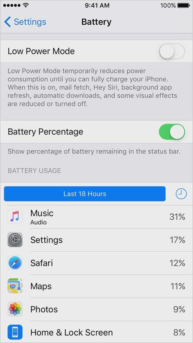 5 طرق لتسريع شحن بطارية الآيفون iPhone الخاص بك