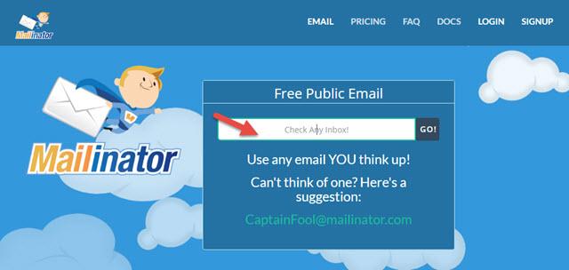 أفضل 5 مواقع تقدم خدمة البريد الالكتروني المؤقت