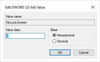 كيفية تعطيل قفل الشاشة Lock Screen في ويندوز 10