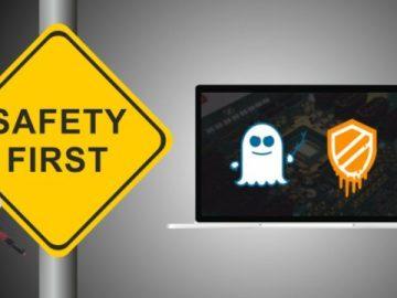كيفية حماية حاسوبك والهاتف الذكى من ثغرتى Meltdown و Spectre