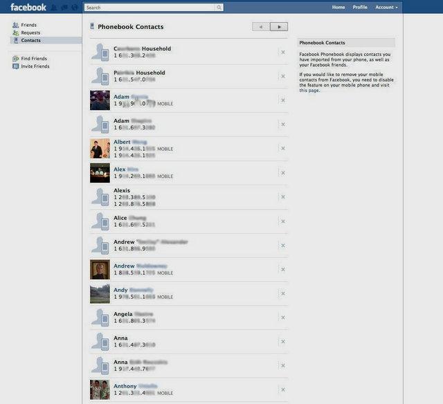 5 طرق لمساعدتك على السيطرة على قائمة الأصدقاء بالفيسبوك