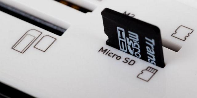 كيفية إصلاح بطاقة الذاكرة مايكرو Micro SD واسترداد البيانات المحذوفة