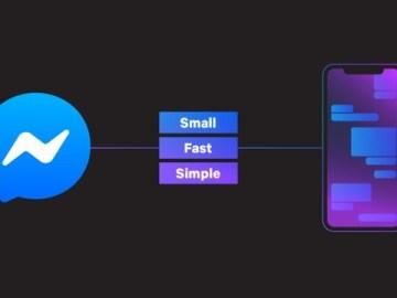 تعرف على تطبيق فيسبوك ماسنجر الجديد ومميزاته 2020 Facebook Messenger