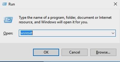 إصلاح مشكلة متجر التطبيقات لا يعمل في ويندوز 10 بطرق مختلفة