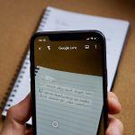 تطبيق Google Lens يتيح الآن نسخ نص مكتوب بخط اليد إلى الكمبيوتر او قرائته صوتياً