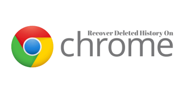 4 طرق لاسترداد سجل التصفح المحذوف على جوجل كروم