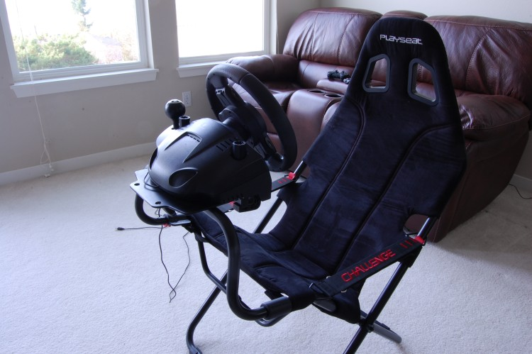 Playseat Challenge Foldable Racing Cockpit Review  Tech Kings