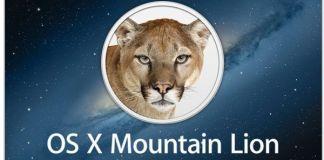 Mac OS X Mountain LIon Server