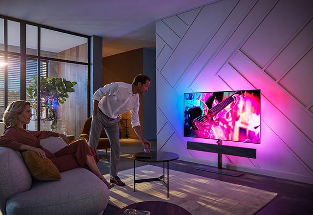 IFA 2019: Dva nova Philips OLED+ televizora koji redefinišu koncept istinskih premijum televizora