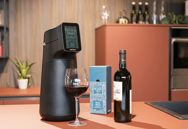 "Pametni dozer za vino ""Albicchiere"" dobio nagradu za tehnologiju na CES 2020 sajmu"