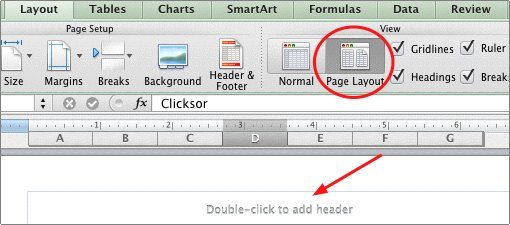 Excel: How To Add Headers and Footers to Your Worksheets