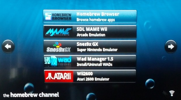 how to add nintendont to wii home screen