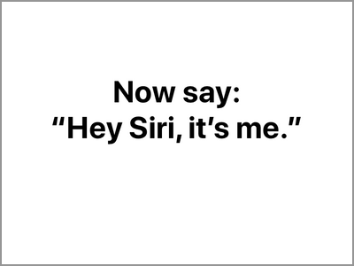 How to Use Siri on the iPhone X