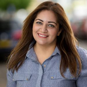 muslim women in tech profile picture of Hadeel Ayoub