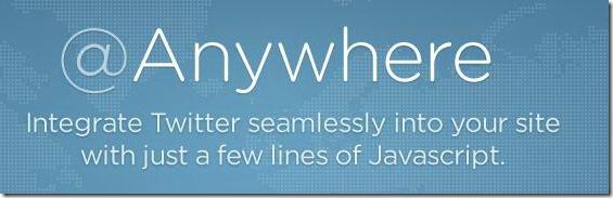 twitter-anywhere