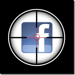 Facebook in Target