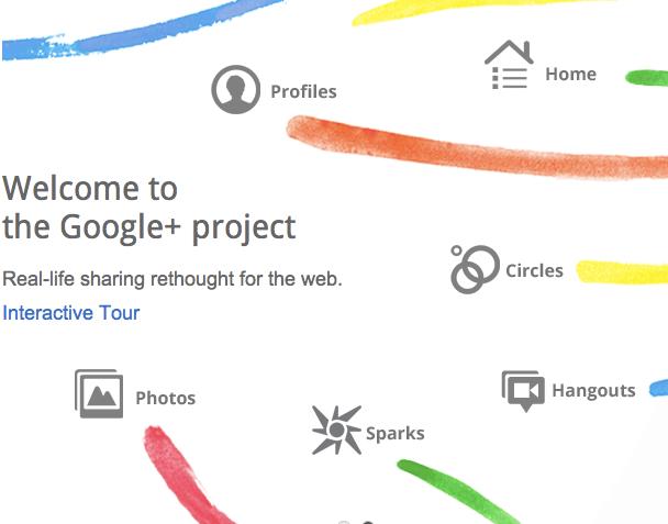 Google+ قوقل تطلق شبكتها الإجتماعية Google+