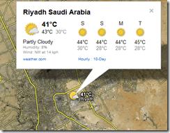 google-map-weather