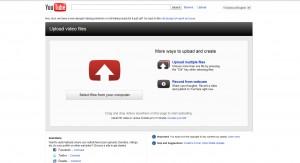 newtube 300x163 تحديثات على صفحة رفع الفيديو في اليوتوب