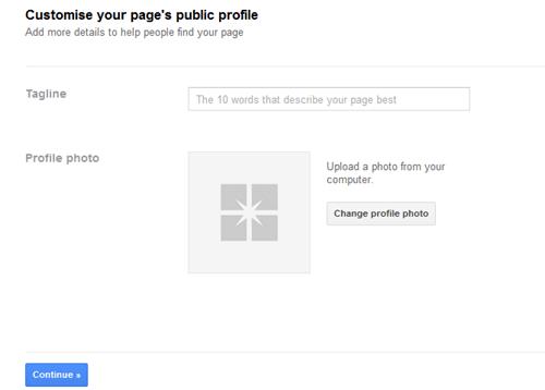 google page 2