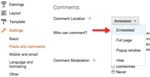 3 مدونات بلوجر تدعم التعليقات المترابطة