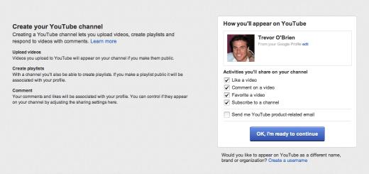 2 الآن يمكنك تسجيل الدخول إلى اليوتيوب من خلال حسابك في جوجل بلس