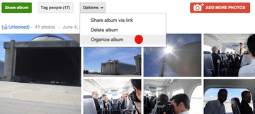 google plus photo management tool إضافة بعض التحديثات لإدارة الصور على جوجل بلس