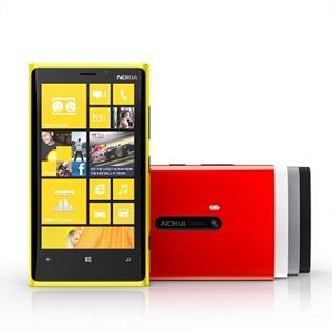 Nokia Lumia 920 - Color Range