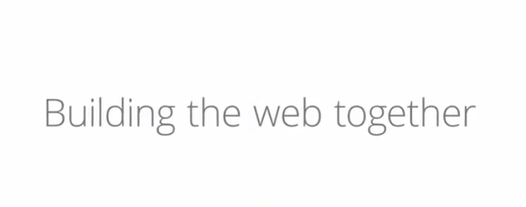 building the web together