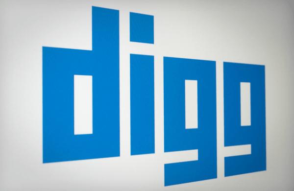إطلاق Digg Reader في يونيو القادم