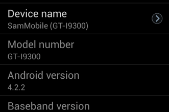 galaxy s3 android