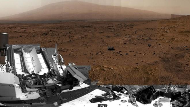 Mars Billion Pixel