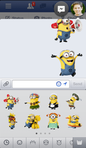 using-stickers