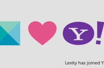 ياهو تستحوذ على شركة ليكستي Lexity