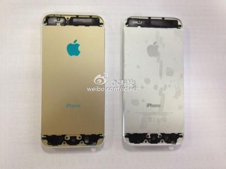 هاتف آيفون 5 اس باللون الذهبي!