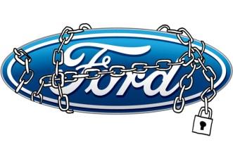 "حبس شعار ""فورد"""