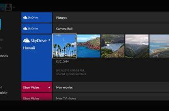 skydrive oneguide