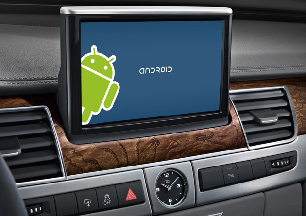 android audi