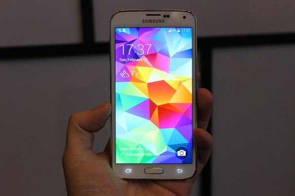 galaxy S5 1