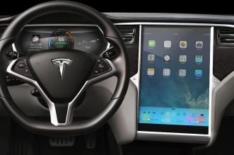 tesla-apple-dash