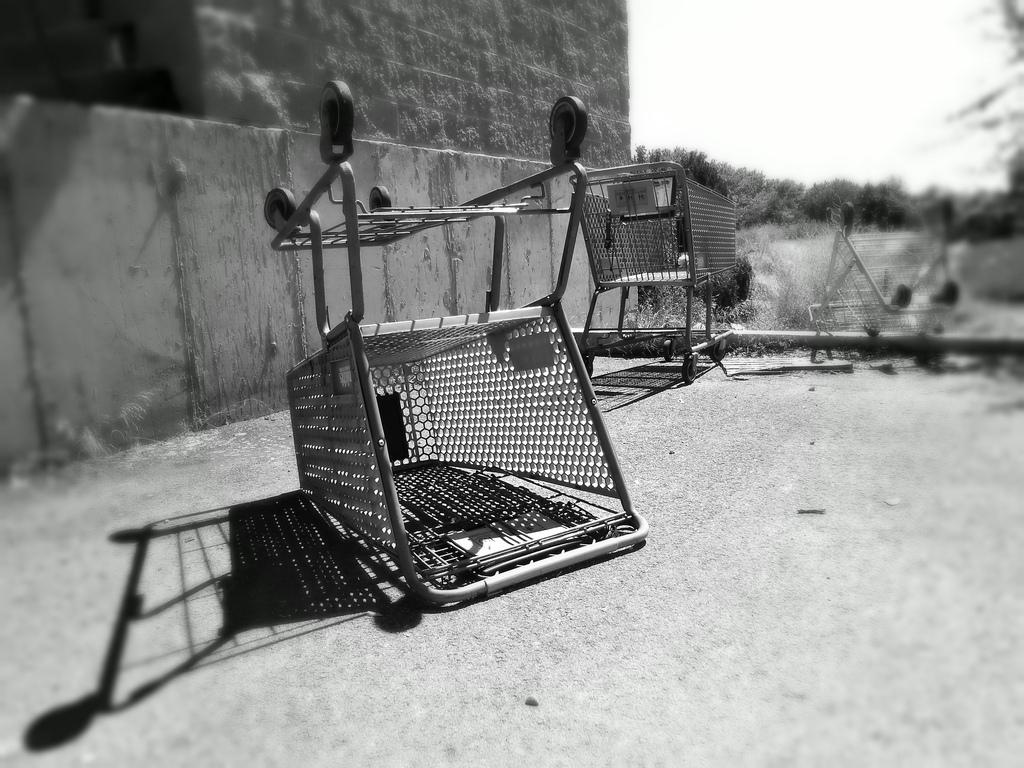 Image result for التخلي عن عربة التسوق