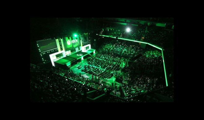 معرض E3 2014 مؤتمر مايكروسوفت إكس بوكس