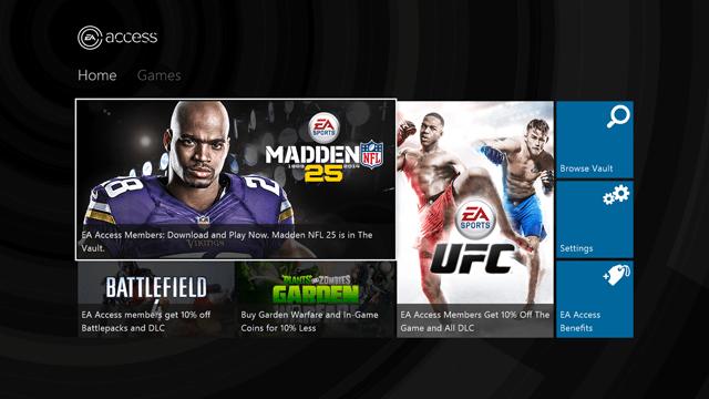 HomePageSubscriberUpdatedPUBLISH EA تطلق خدمة اشتراكات مفتوحة للألعاب على إكس بوكس ون