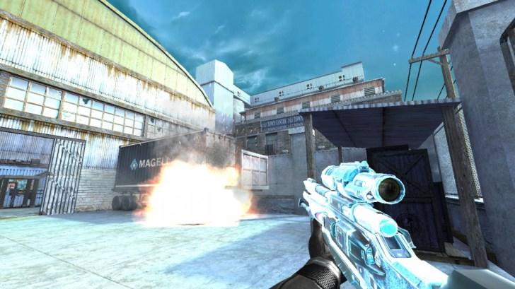 adrenaline 2 1024x576 ادرينالين .. لعبة رماية قتالية عربية جماعية