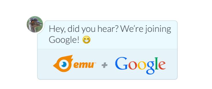 قوقل تستحوذ على خدمة الذكاء الصنعي في المحادثات Emu - عالم التقنية