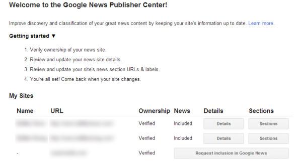 Google News 600x321 قوقل تسهل على مواقع الأخبار تحديث مواقعهم في خدمة الأخبار