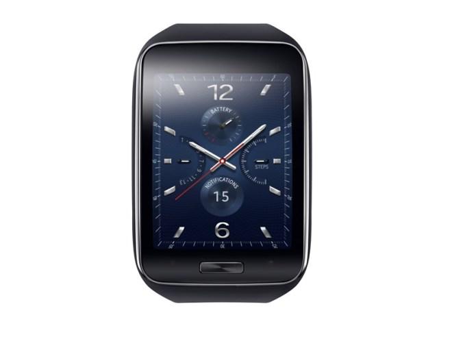 Samsung Gear S_Blue Black_1