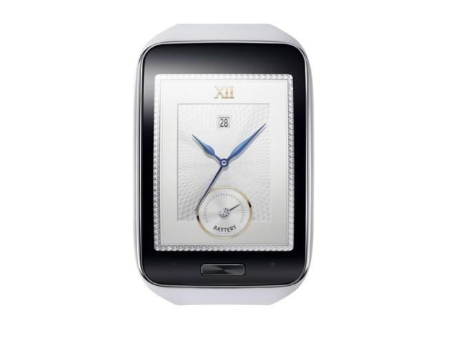 Samsung Gear S_Pure White_1