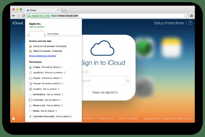 iCloud-chrome-verified